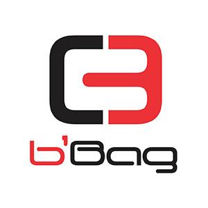 Logo merek terdaftar b'Bag
