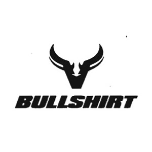 Logo merek terdaftar Bullshirt