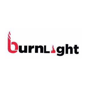 logo merek terdaftar Burnlight