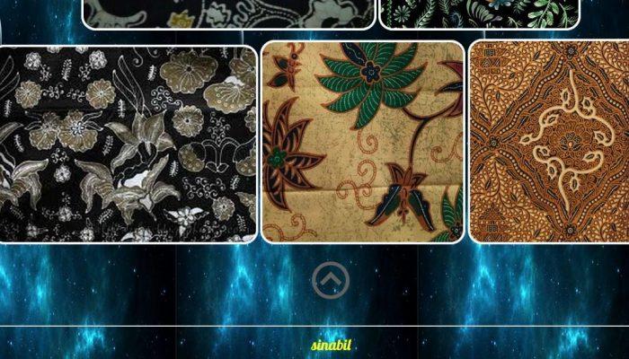 desain motif batik